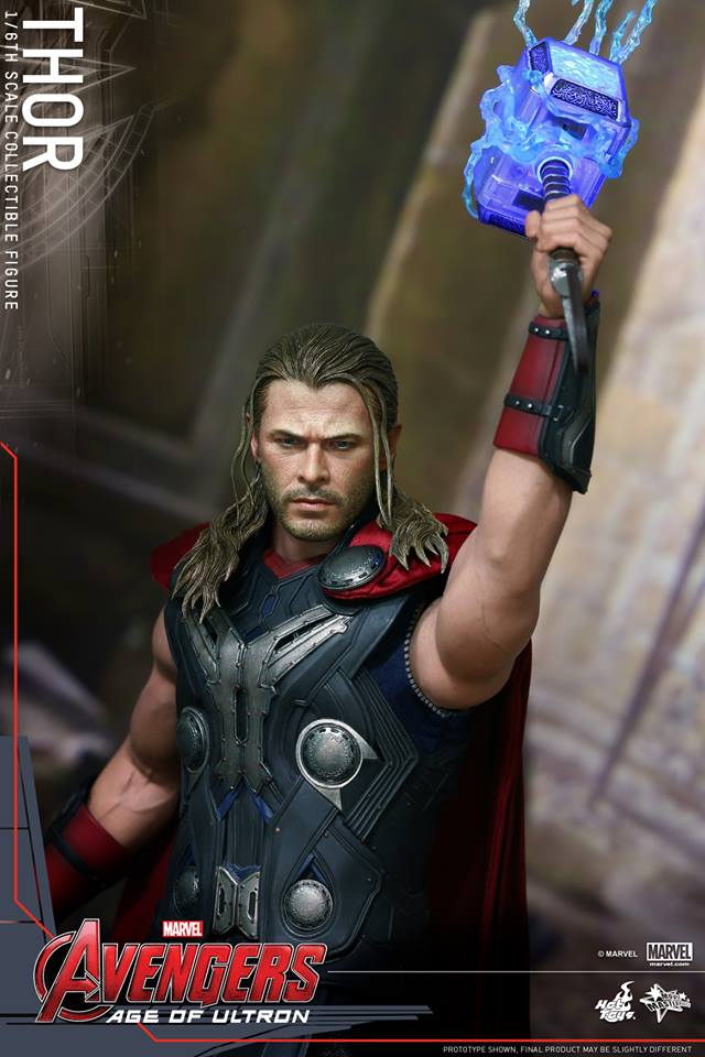 HOT TOYS - Avengers: Age of Ultron - Thor 645827103