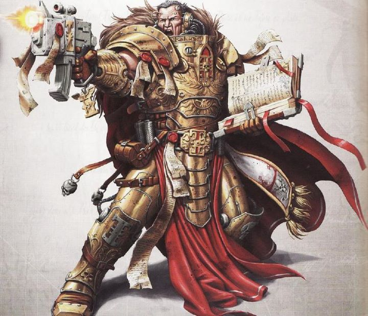 [W40K] Collection d'images : Inquisition/Chevaliers Gris/Sœurs de Bataille 646595inquisition12