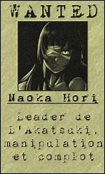Wanted Naoka Hori
