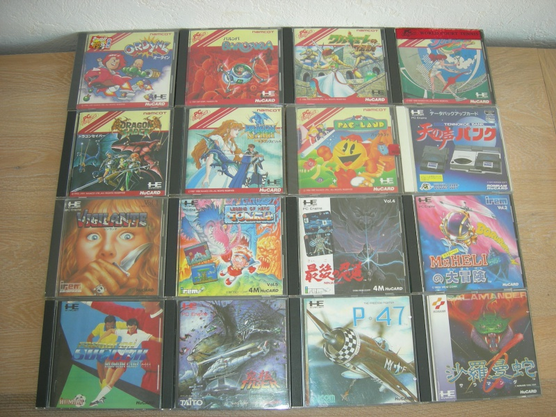 My collec ! Retro un jour.............. 646767PCEngine4