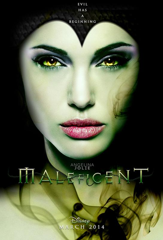 [Fan art] Affiche de Maléfique (Maleficent) 646946Posterforum