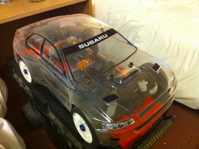 Carson Racing Vulcano converti Rallye Game Brushless !!! 648089IMG_0156