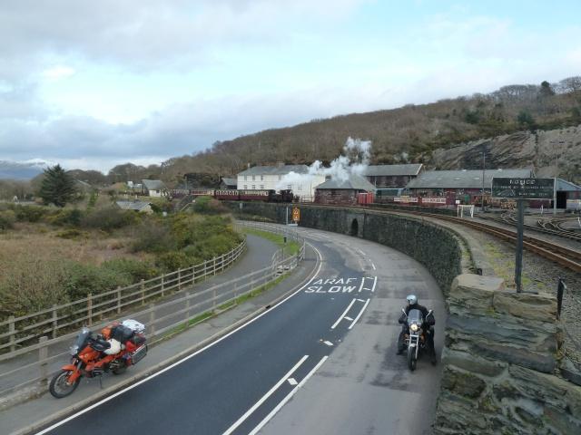 52 eme Dragon rally : une hivernale au pays de Galles (2013) 649374P1240053