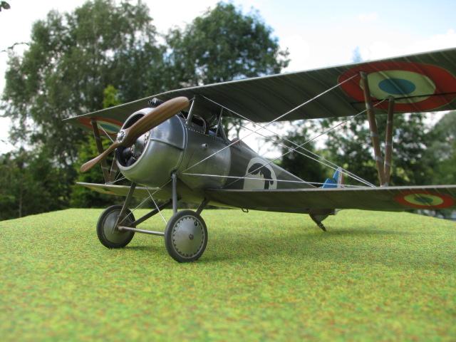 Nieuport 24 Roden 1/32 Modèle terminé. 649891IMG2567