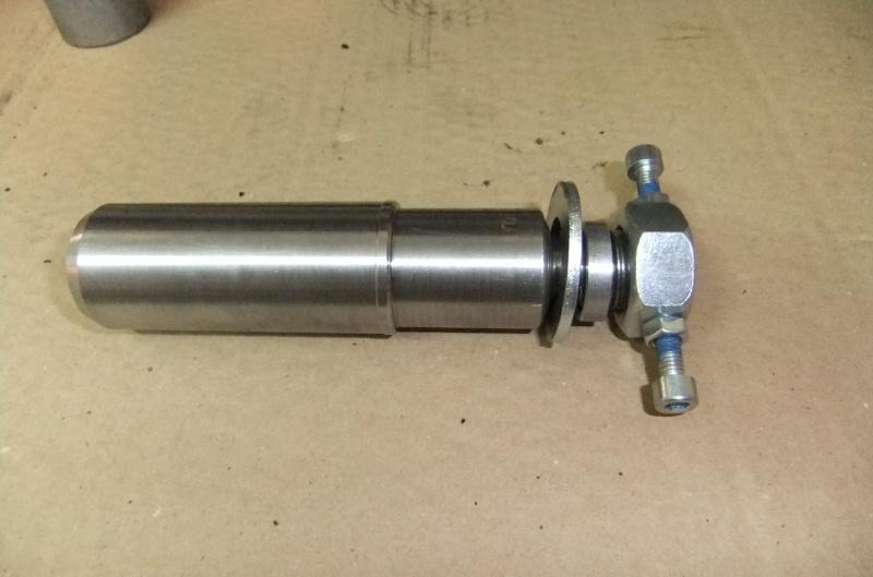 Manchon de centrage pour équilibrage de la roue AR 650972DSCF7854