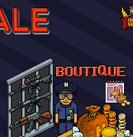 Boutique de la police