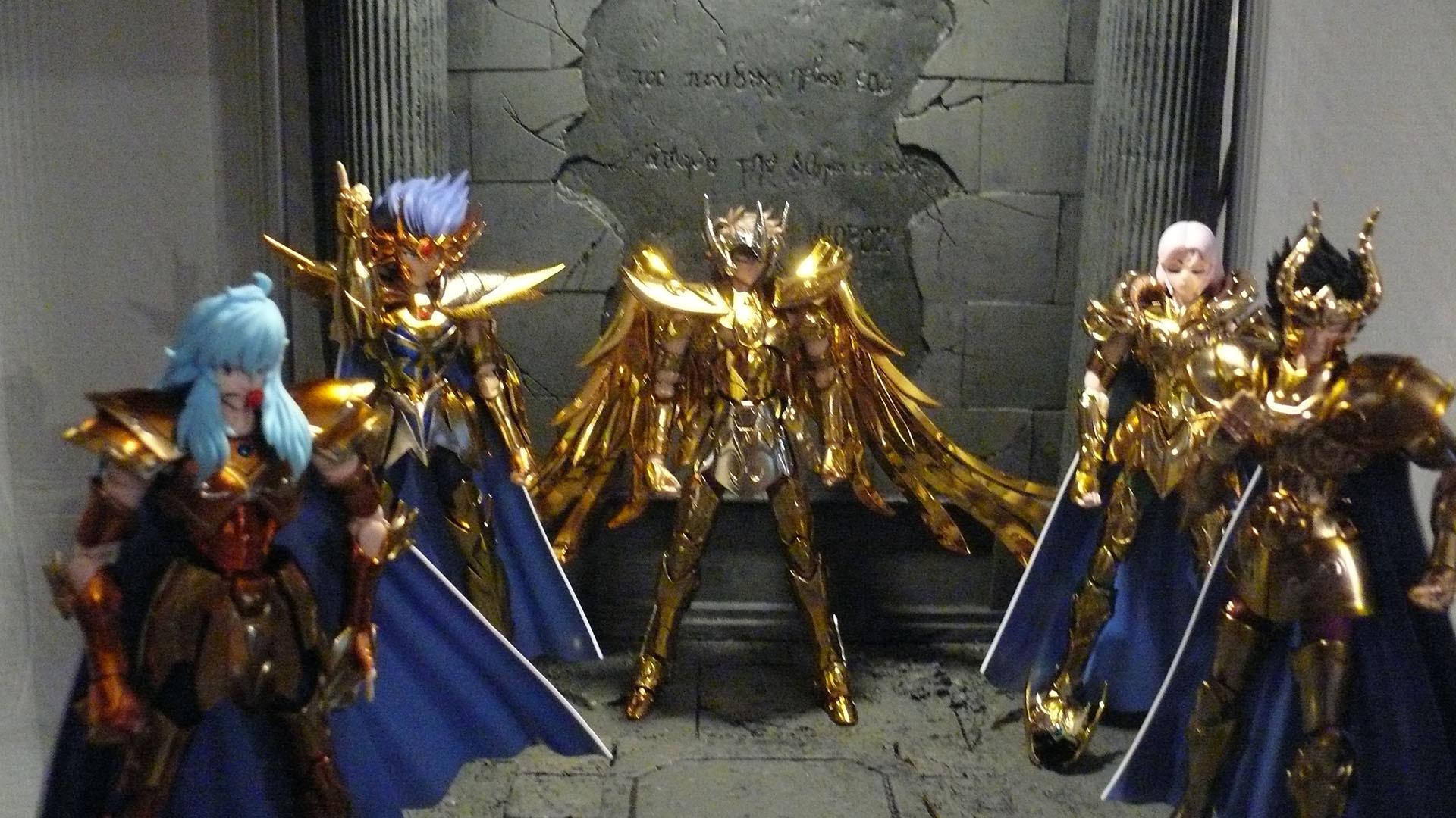 Figurines Saint Seiya (Chevaliers du Zodiaque) 652179MCEX1