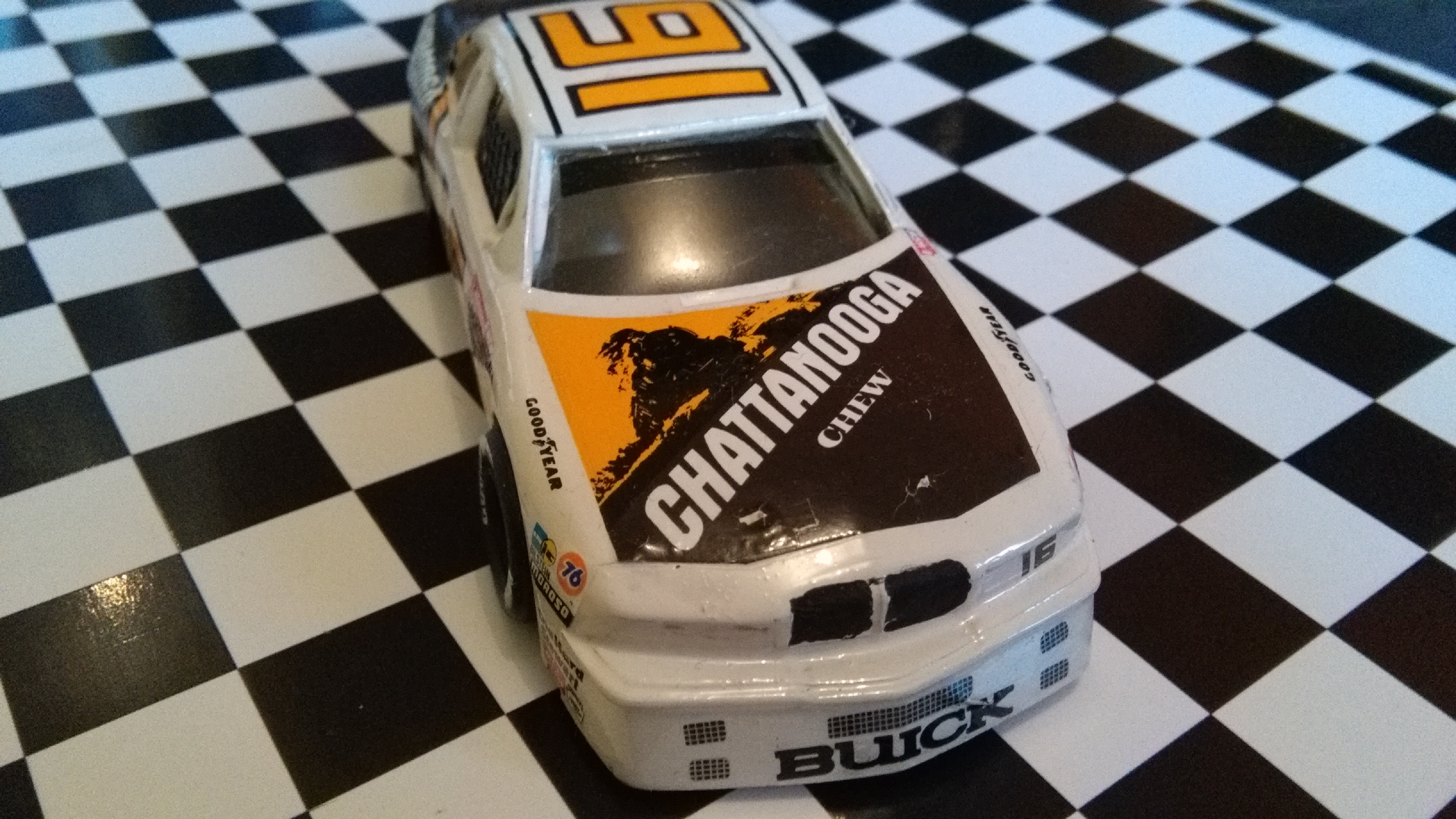 Buick Regal Chattanooga starter 1/43 (not me) 652200IMG20170211141501