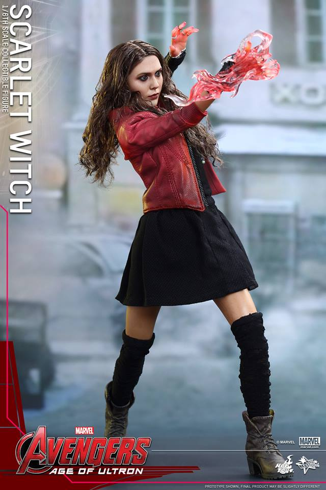 HOT TOYS - Avengers: Age of Ultron - Scarlet Witch 652440102