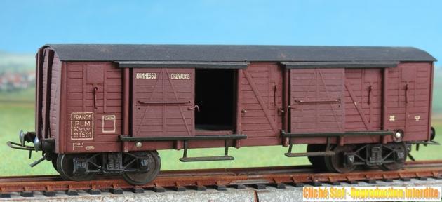 Wagons couverts à bogies maquette  652579VBcouvertBogiesTPUSmaquetteliedevinIMG3539R