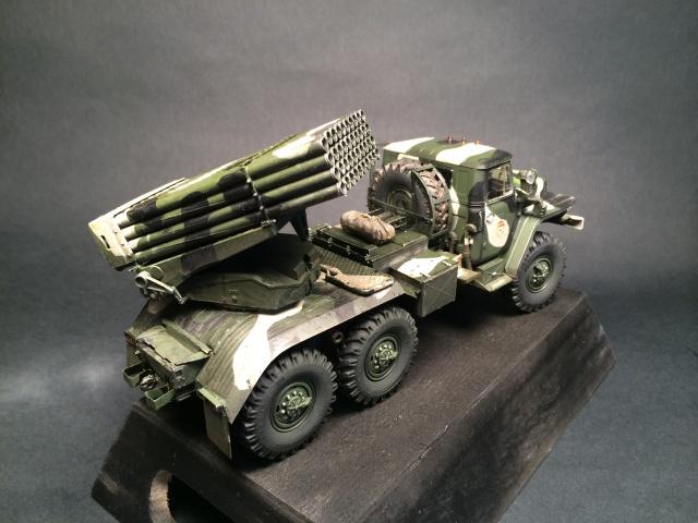 BM-21 Grad - Trumpeter 1/35 652774IMG3262