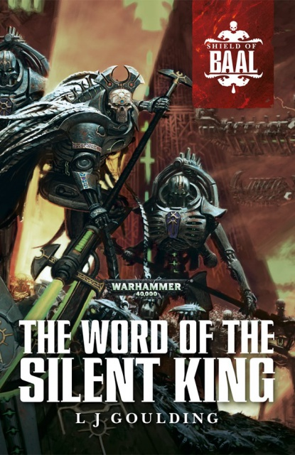 Black Library Advent Calendar 2014 - Page 2 653193WordoftheSilentKing