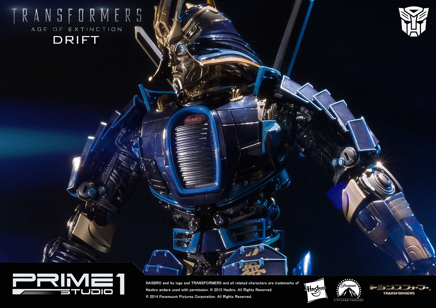 Statues des Films Transformers (articulé, non transformable) ― Par Prime1Studio, M3 Studio, Concept Zone, Super Fans Group, Soap Studio, Soldier Story Toys, etc - Page 3 653242image1423754689