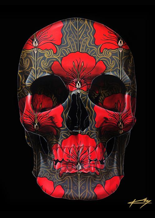 DESSINS - Skulls... 653345tumblrnm8ipzs22C1u54ewno1500