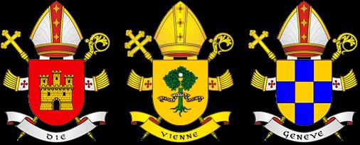 Abbaye Saint-Antoine Siège de la province ecclésiastique de Vienne