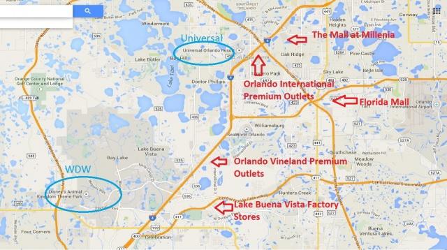 [Guide] Se déplacer en voiture à Orlando - Page 2 654815mall
