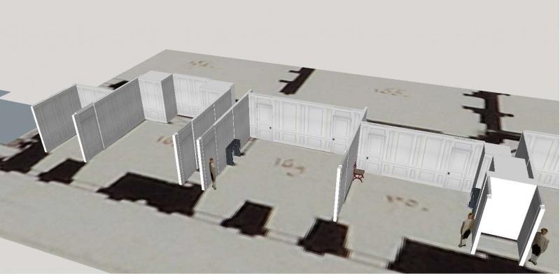 le mobilier de marie antoinette aux tuileries. Black Bedroom Furniture Sets. Home Design Ideas