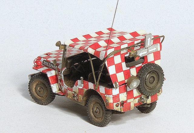 jeep indochine - Les derniers arrivent. Jeep USAAF 1/35 (update du 13/10/15). 655434018