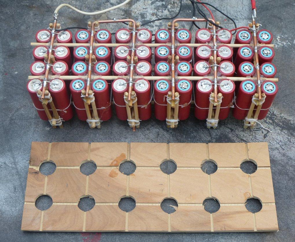 Les batteries lithium-ion, principe et utilisation 655554packmark11