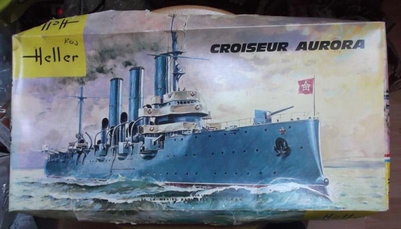 croiseur AURORA 1/400ème Réf L 785 656050aurora1