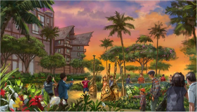 Nouveaux hôtels à Hong Kong Disneyland Resort (2017) - Page 2 657635HO5