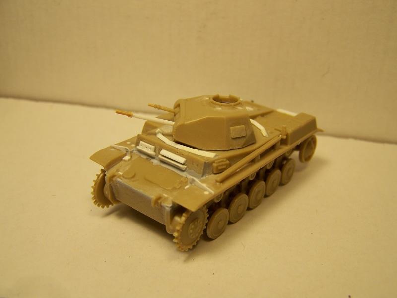 Panzer 2 auf F Africa Korps 1941  (Terminé) 6577791005367
