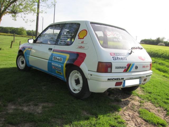 [alex 89] 205 Rallye Blanc Meije 1988 - Page 9 657860IMG3672