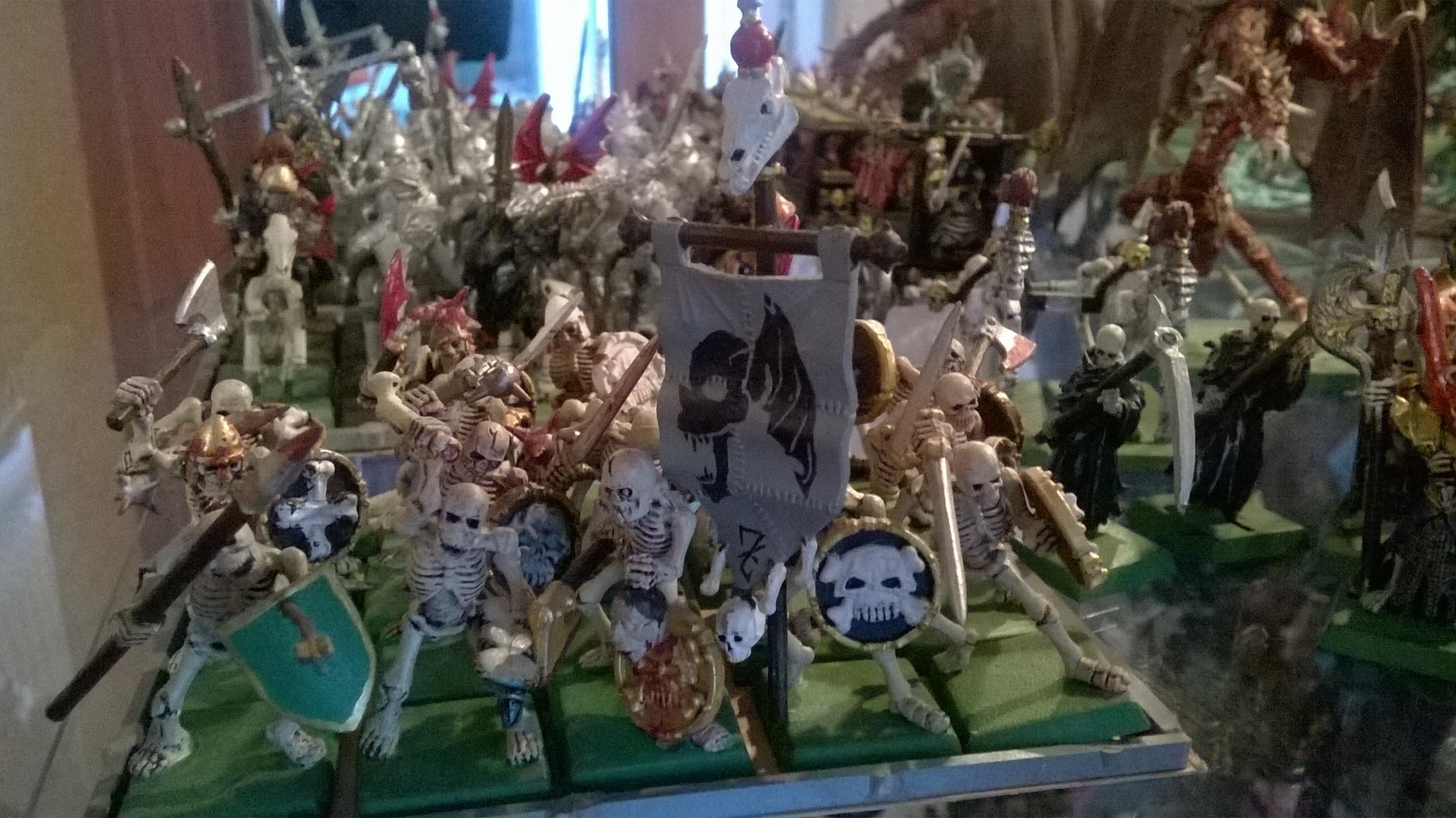 Les Armées de Nico. (Battle & 40K) 657880163