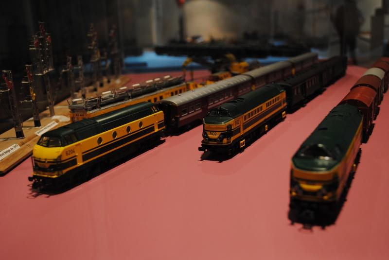 Expo 'La sncb en miniature' à Lessines ces 07, 08 & 09 mars 2014 658212DSC0472