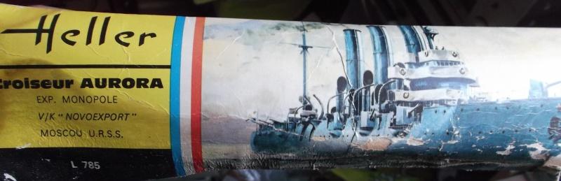 croiseur AURORA 1/400ème Réf L 785 659257aurora2