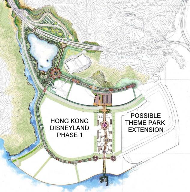 [Hong Kong Disneyland Resort] Un deuxième Parc ? - Page 2 659289hkdldisneytown