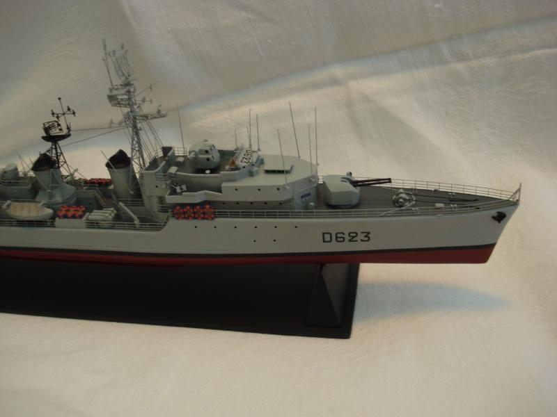 Escorteur d'escadre Cassard 1/400e L'Arsenal. 659330DSC04801