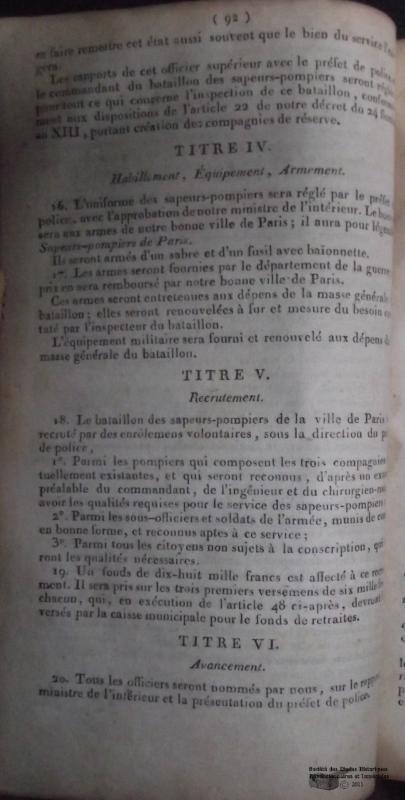 les sapeurs pompiers de Paris : bicentenaire de la création 659917DSCF4684