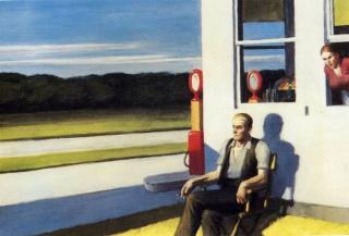 Couvertures d'Edward Hopper ! 66013704aFourLaneRoad
