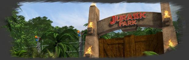 Saison 1/ Chapitre 1 : Welcome to Jurassic Park