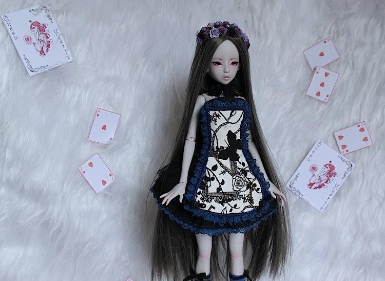 Nymeria (Sixtine Dark Tales Dolls) nouveau make-up p8 661052Alyssiapresqueentire