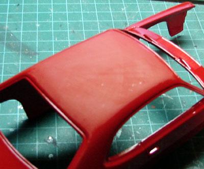 Peinture et polissage de la carrosserie 661885duster5