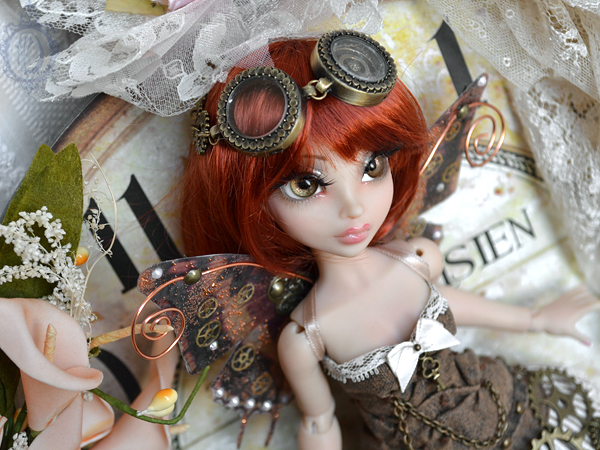 [Créa] † Mystic Dolls † : Réservations ouvertes ! 662846AriaSteampunk02