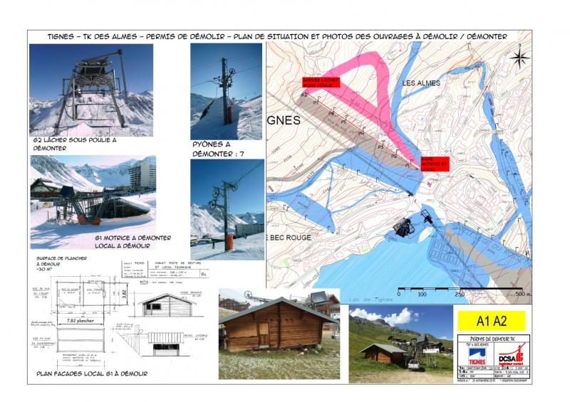 [EK] 2016 : Construction du Télésiège des Almes - Tignes 663523TKalmes