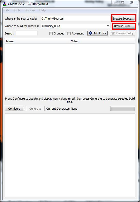 [Windows] Créer un serveur Trinity de A à Z! 663872Capture2