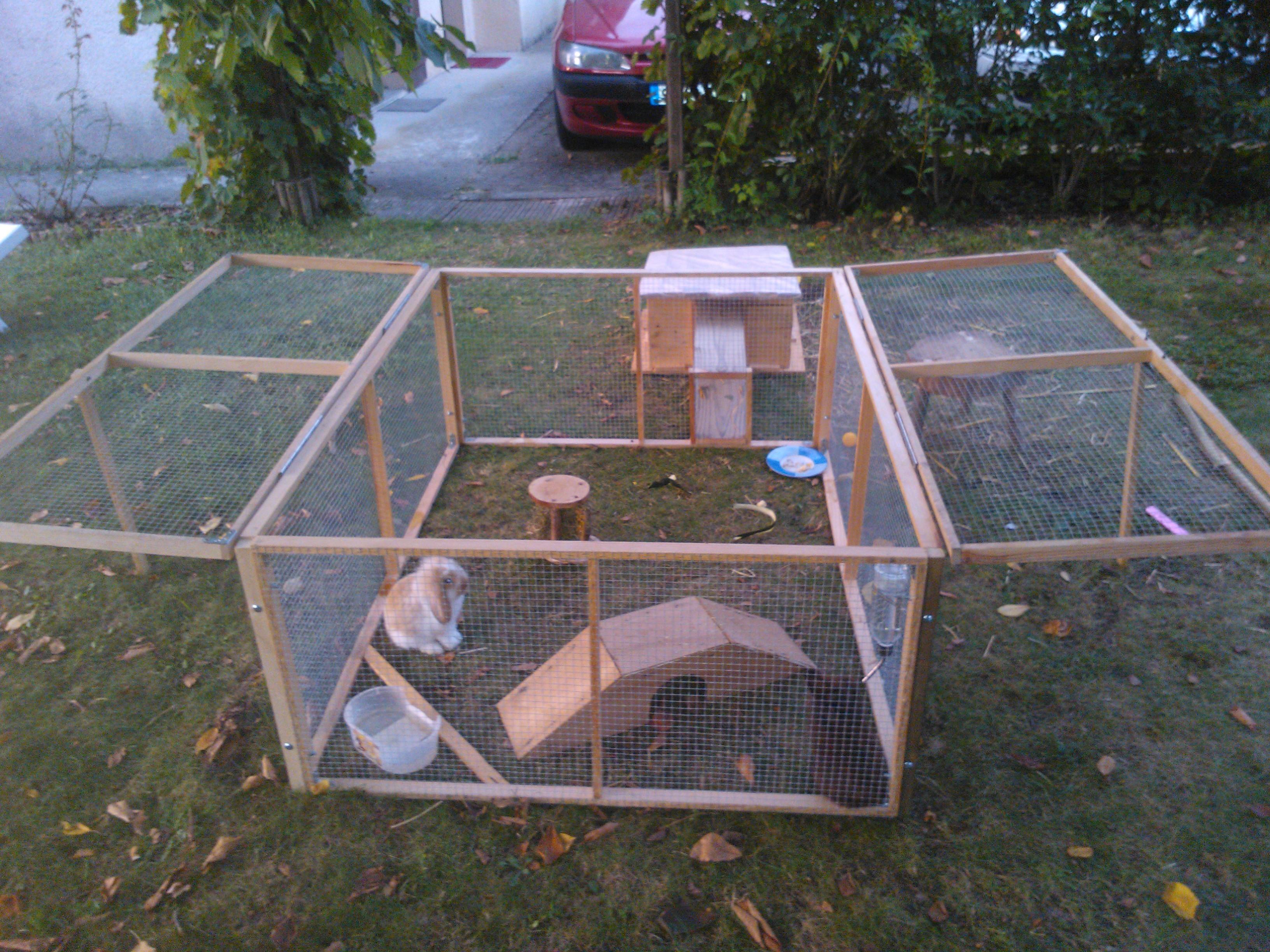 clapier lapin fait maison ventana blog