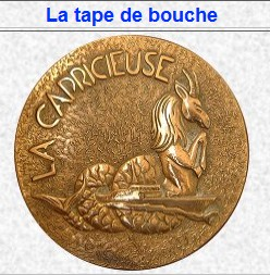 [ Logos - Tapes - Insignes ] Achat de tapes de bouches 664180tAPE