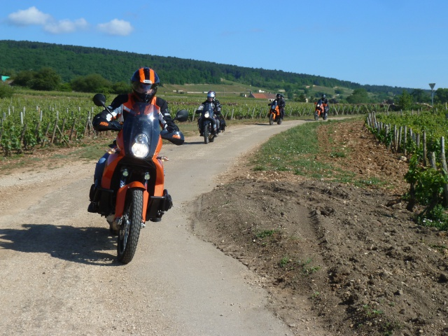 KTM Adventure Day's 2014 en BOURGOGNE : C.R. et images 664268P1360725