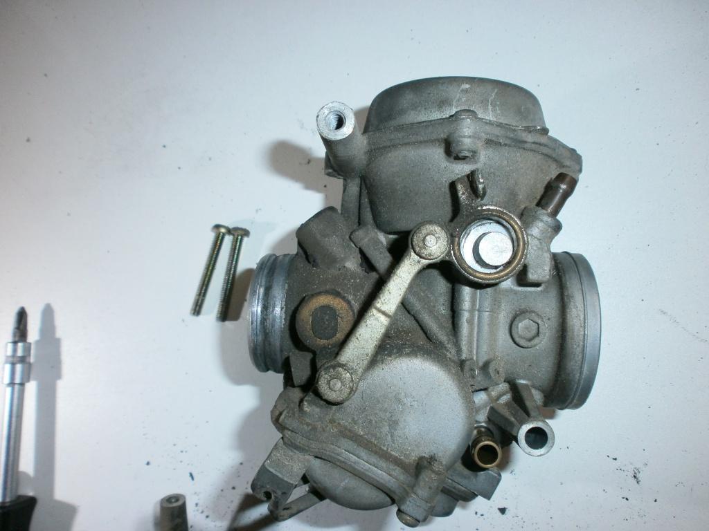Nettoyage carburateurs de transalp 600 664371P1270012