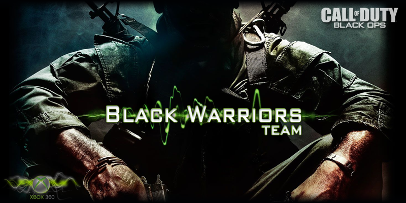 BLACK WARRIORS TEAM