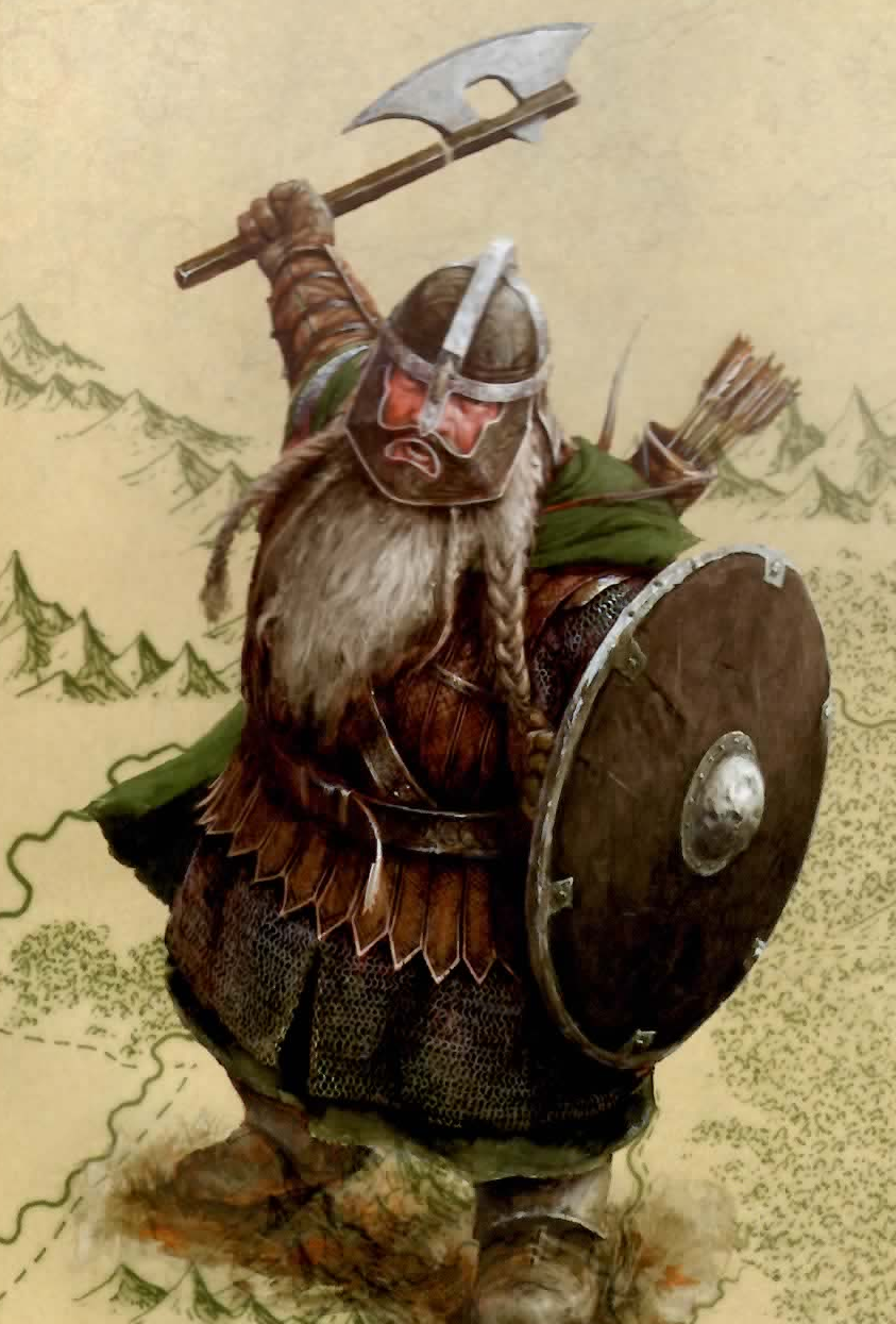 Catalogue des armées des Rois des Montagnes Rouges 665444Nains2
