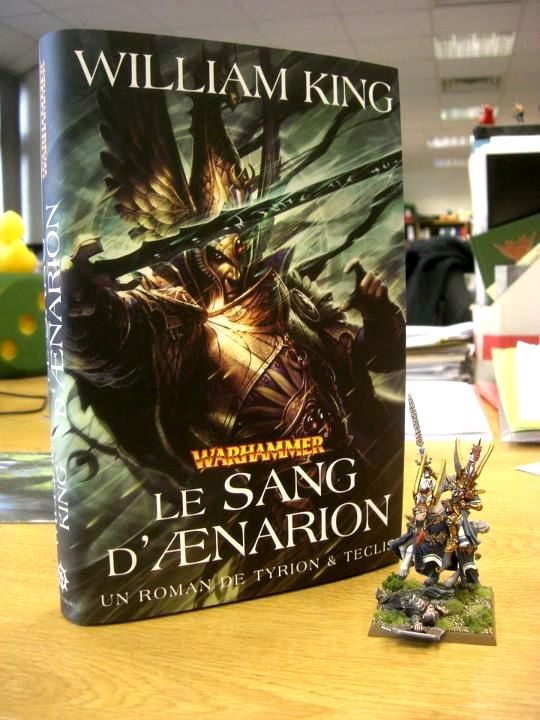 Le Sang d'Aenarion de William King 665473sangdaenarion