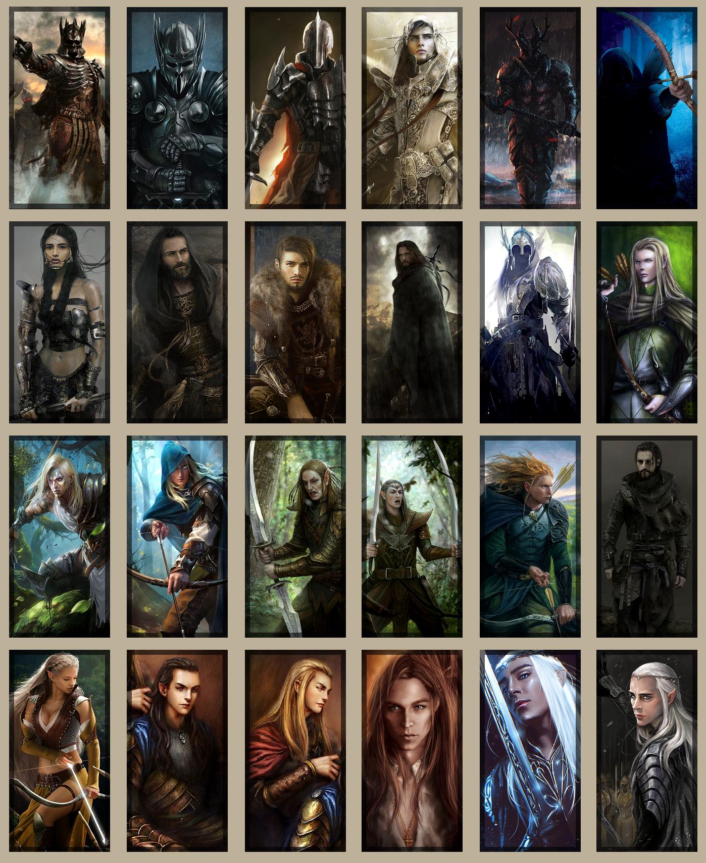 Galerie d'avatars - Inspiration et idées de personnage 665713avatars3