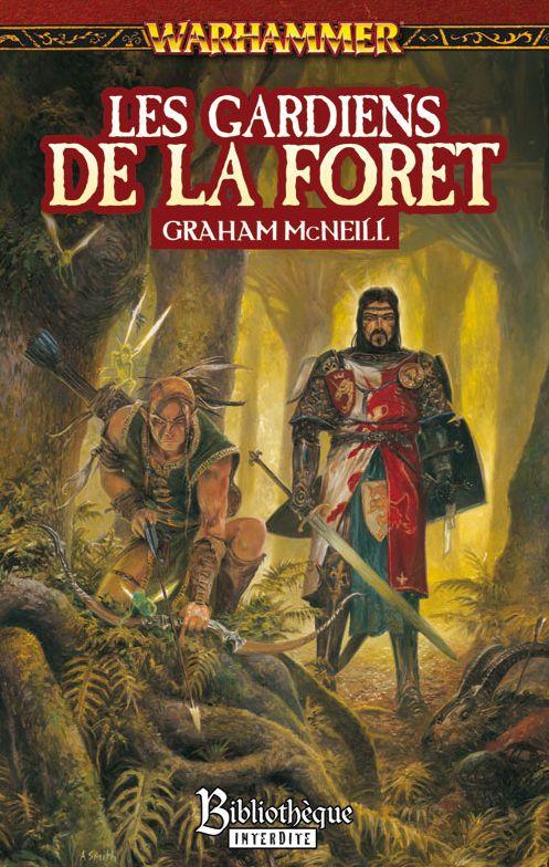 Graham McNeil et Warhammer 665849gardiens
