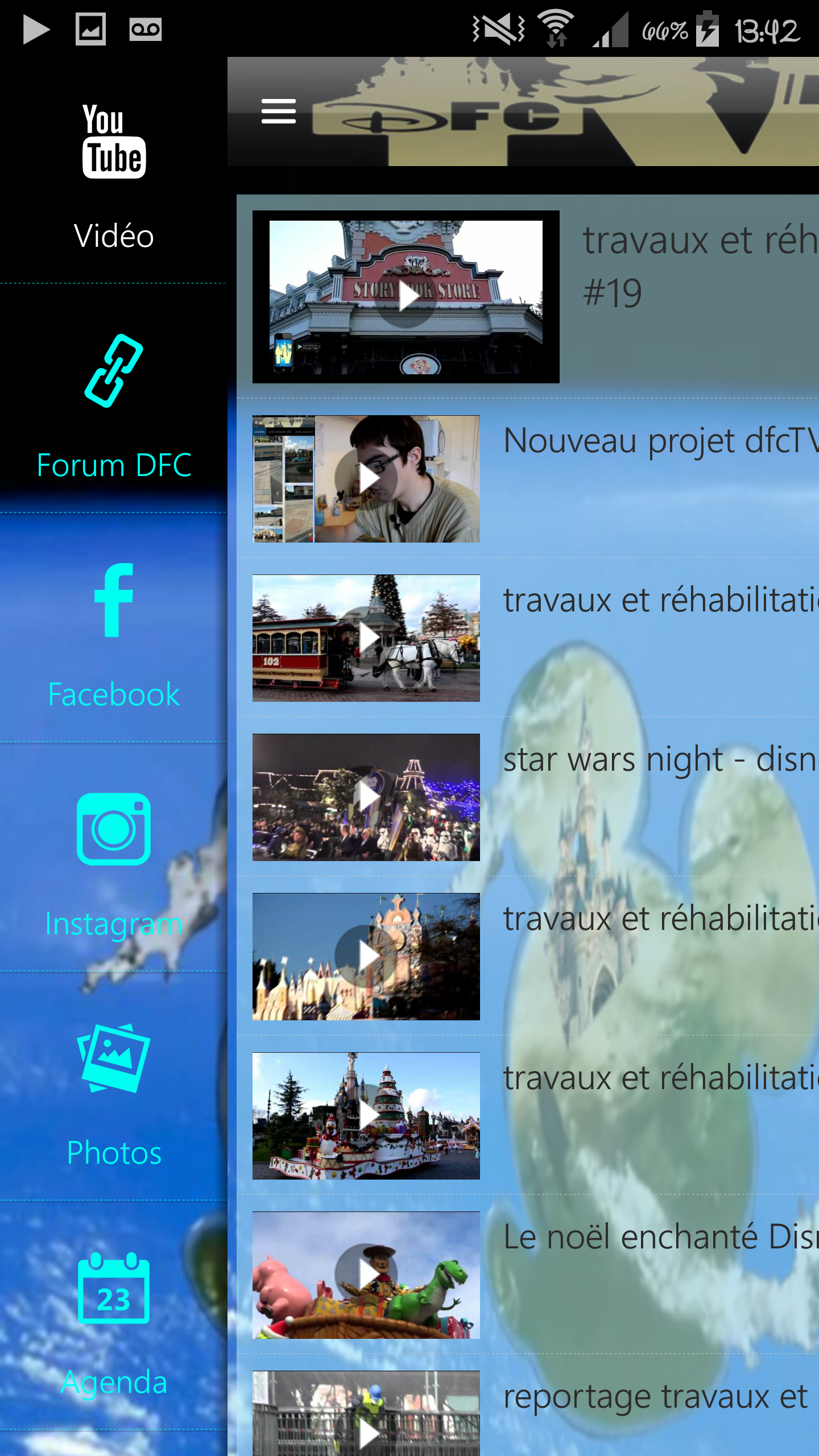dfcTV : l'aplication mobile 667010Screenshot201602021342401